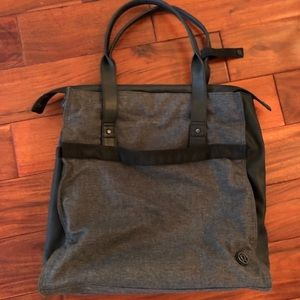 Lululemon Travel/Gym/Work Bag